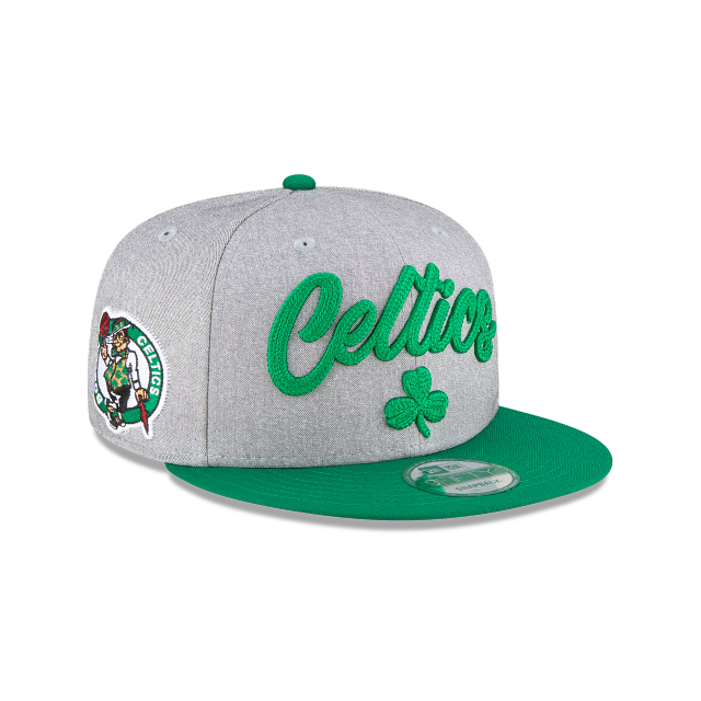 Boston Celtics Official NBA Draft 9FIFTY Snapback | Boston Celtics Hats | New Era Cap