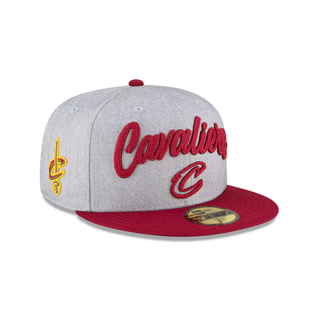 Cleveland Cavaliers NBA Draft 59FIFTY Fitted | Cleveland Cavaliers Hats | New Era Cap