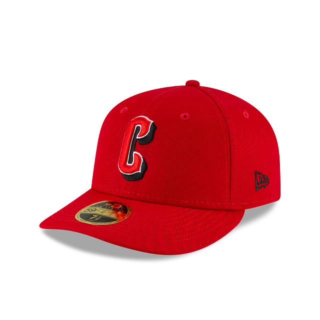 Cincinnati Reds Ligature Low Profile 59FIFTY Fittted | Cincinnati Reds Hats | New Era Cap