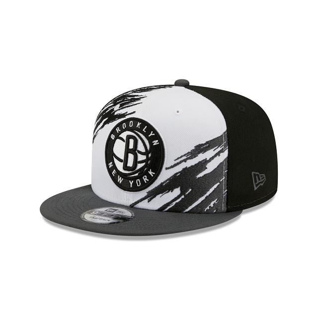 Brooklyn Nets Splatter 9FIFTY Snapback | Brooklyn Nets Hats | New Era Cap
