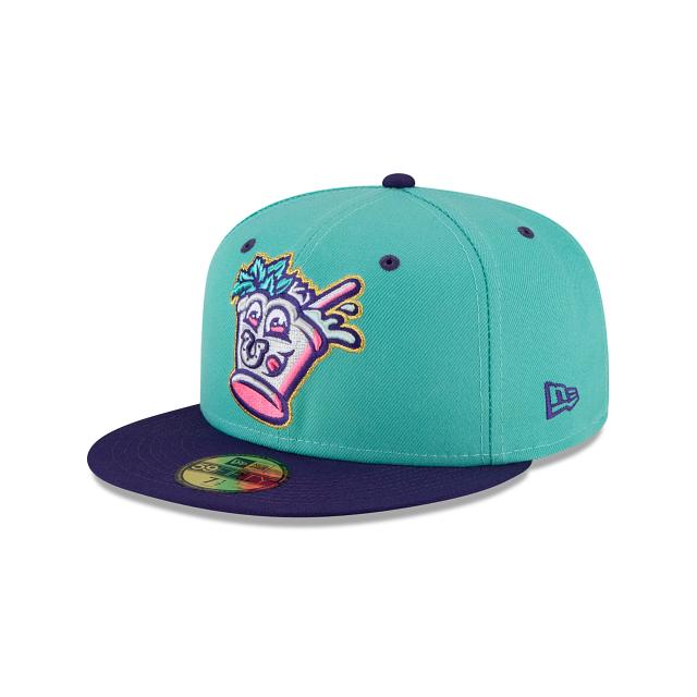 Louisville Bats MILB Theme Night 59FIFTY Fitted | Louisville Bats Hats | New Era Cap