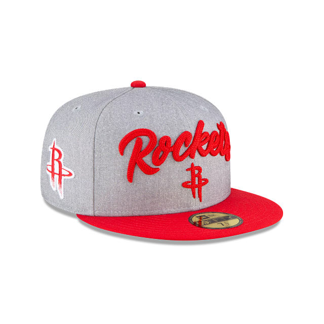 Houston Rockets NBA Draft 59FIFTY Fitted | Houston Rockets Hats | New Era Cap