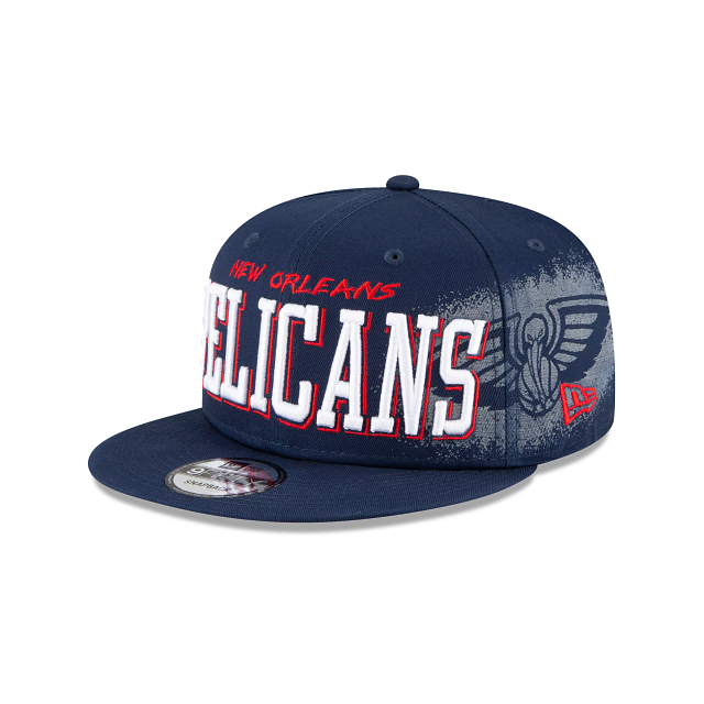 New Orleans Pelicans Faded 9FIFTY Snapback | New Orleans Pelicans Hats | New Era Cap
