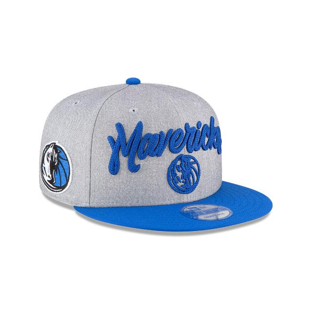 Dallas Mavericks Official NBA Draft 9FIFTY Snapback   Dallas Mavericks Hats   New Era Cap