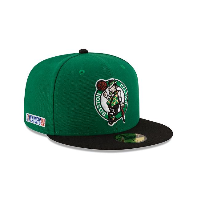 Boston Celtics Playoff Series 59FIFTY Fitted | Boston Celtics Hats | New Era Cap