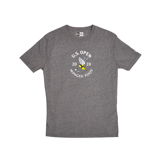 U.s Open 2020 Short Sleeve T-shirt | U.S. Open GoLF Apparel | New Era Cap