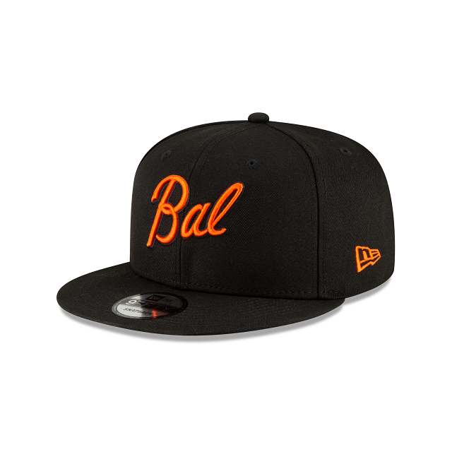 Baltimore Orioles Ligature 9FIFTY Snapback | Baltimore Orioles Hats | New Era Cap