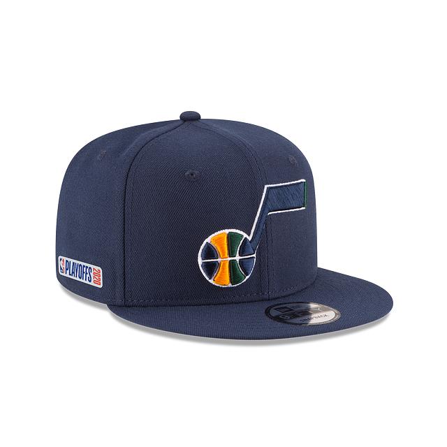 Utah Jazz Playoff Series 9FIFTY Snapback | Utah Jazz Hats | New Era Cap