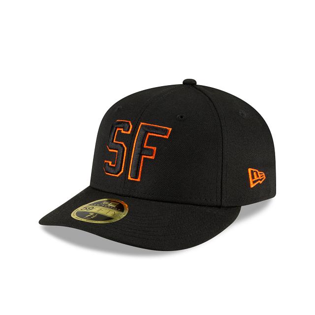 San Francisco Giants Ligature Low Profile 59FIFTY Fittted | San Francisco Giants Hats | New Era Cap
