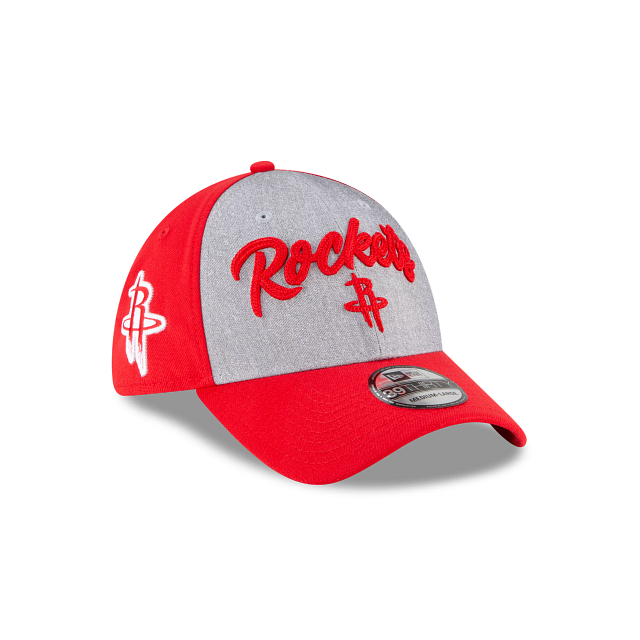 Houston Rockets NBA Draft 39THIRTY Stretch Fit | Houston Rockets Hats | New Era Cap