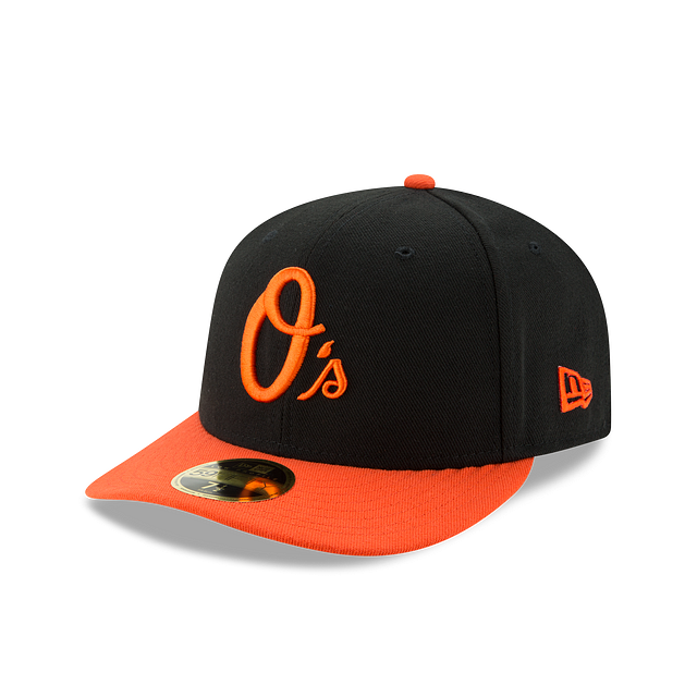 Baltimore Orioles Authentic Collection Low Profile 59FIFTY | Baltimore Orioles Hats | New Era Cap