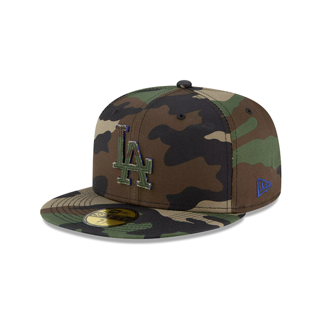 Los Angeles Dodgers Forest Pop 59FIFTY Fitted | Los Angeles Dodgers Hats | New Era Cap