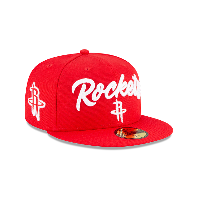 Houston Rockets NBA Draft Alternate 59FIFTY Fitted | Houston Rockets Hats | New Era Cap