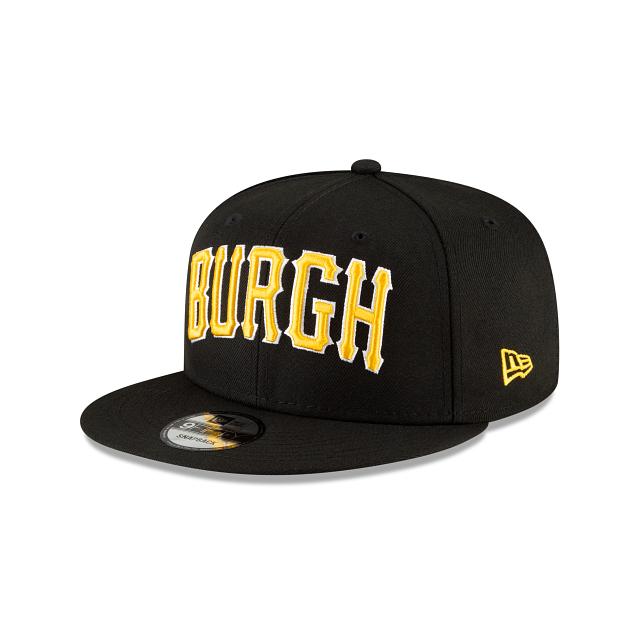 Pittsburgh Pirates Ligature 9FIFTY Snapback | Pittsburgh Pirates Hats | New Era Cap