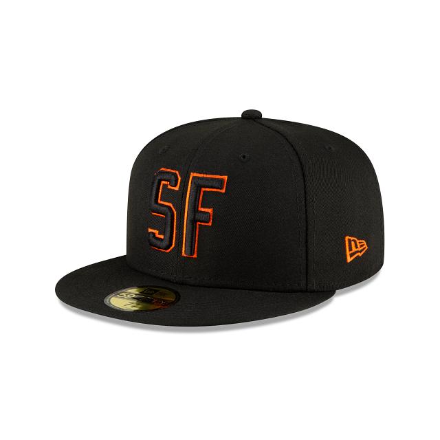 San Francisco Giants Ligature 59FIFTY Fitted | San Francisco Giants Hats | New Era Cap