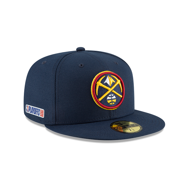 Denver Nuggets Playoff Series 59FIFTY Fitted | Denver Nuggets Hats | New Era Cap