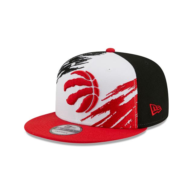 Toronto Raptors Splatter 9FIFTY Snapback | Toronto Raptors Hats | New Era Cap