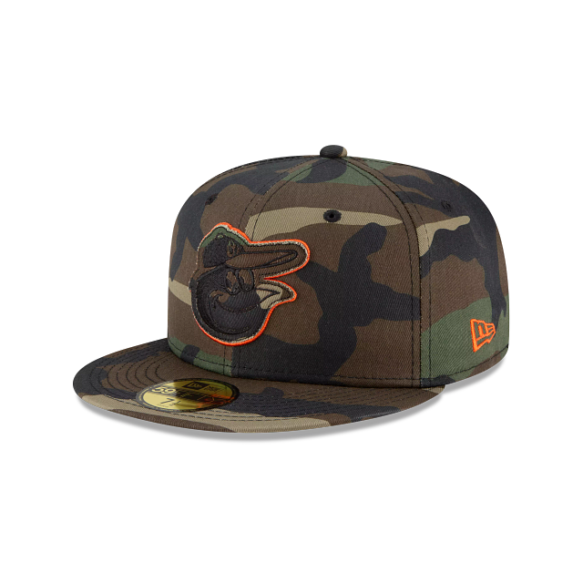 Baltimore Orioles Forest Pop 59FIFTY Fitted | Baltimore Orioles Hats | New Era Cap
