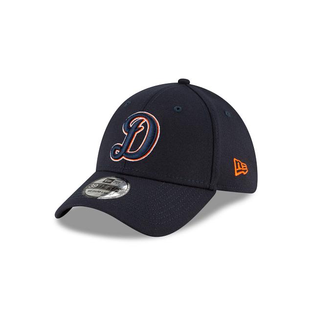 Detroit Tigers Ligature 39THIRTY Stretch Fit | Detroit Tigers Hats | New Era Cap
