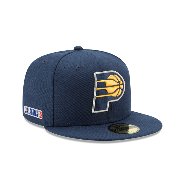 Indiana Pacers Playoff Series 59FIFTY Fitted | Indiana Pacers Hats | New Era Cap