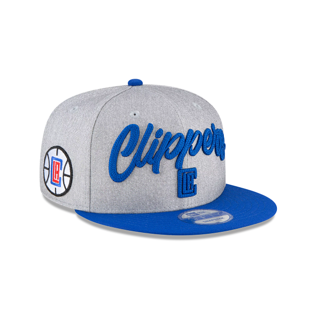 Los Angeles Clippers Official NBA Draft 9FIFTY Snapback | Los Angeles Clippers Hats | New Era Cap