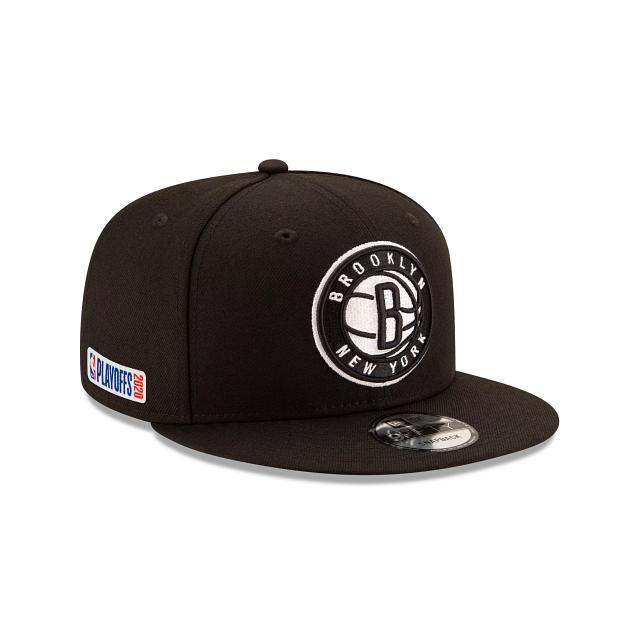 Brooklyn Nets Playoff Series 9FIFTY Snapback | Brooklyn Nets Hats | New Era Cap