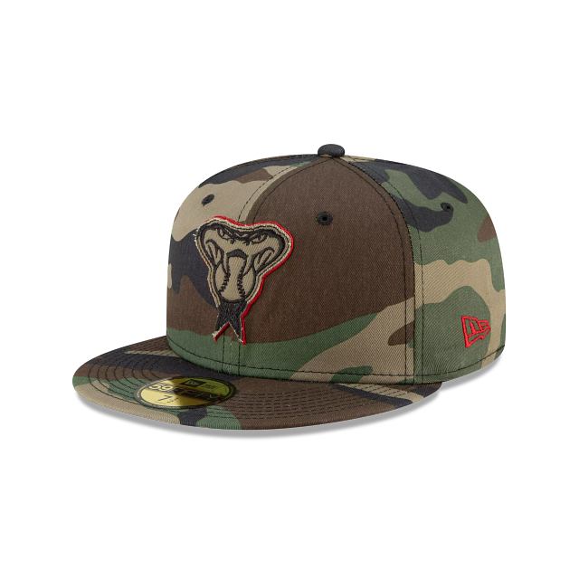 Arizona Diamondbacks Forest Pop 59FIFTY Fitted | Arizona Diamondbacks Hats | New Era Cap