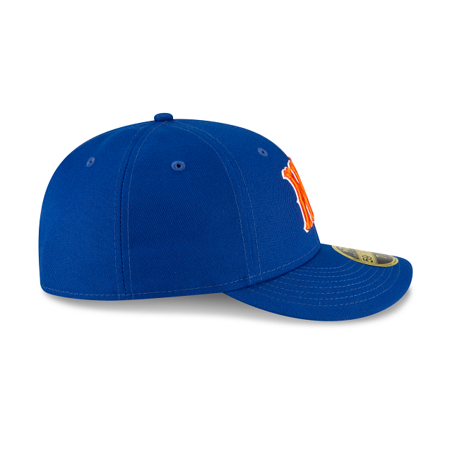 New York Mets Ligature Low Profile 59FIFTY Fittted | New York Mets Hats | New Era Cap