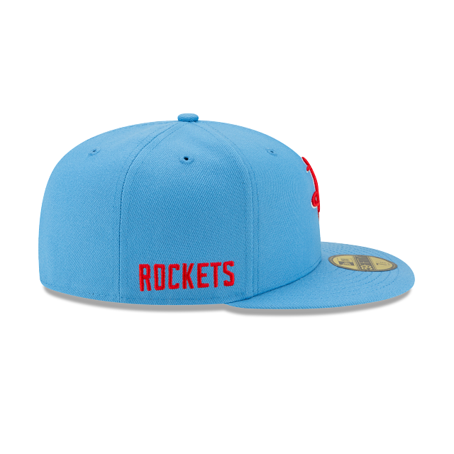 Houston Rockets City Edition Alt 59FIFTY Fitted | Houston Rockets Hats | New Era Cap