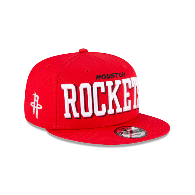 Houston Rockets Faded 9FIFTY Snapback | Houston Rockets Hats | New Era Cap
