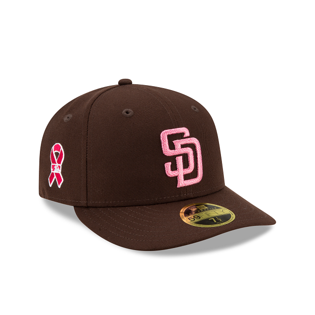 San Diego Padres Mother's Day Low Profile 59FIFTY Fitted | San Diego Padres Hats | New Era Cap