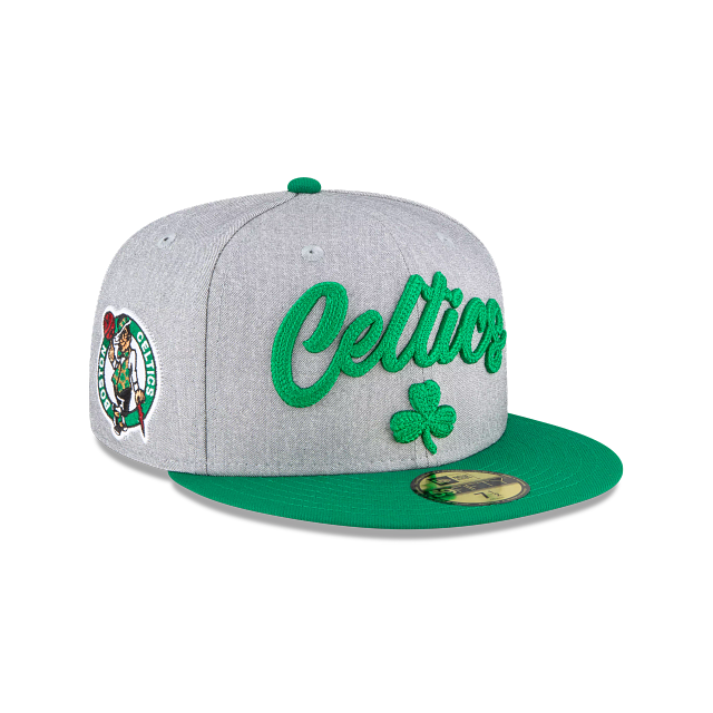 Boston Celtics NBA Draft 59FIFTY Fitted | Boston Celtics Hats | New Era Cap