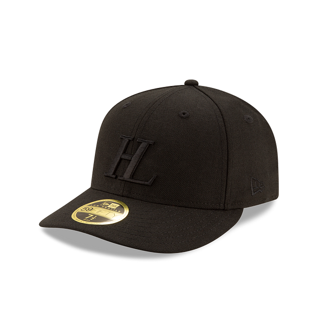 Helmut Lang Black Low Profile 59FIFTY Fitted | Helmut Lang X New Era Hats | New Era Cap