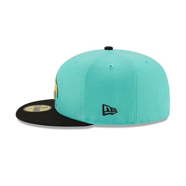 Charlotte Hornets City Edition Alt 59FIFTY Fitted | Charlotte Hornets Hats | New Era Cap