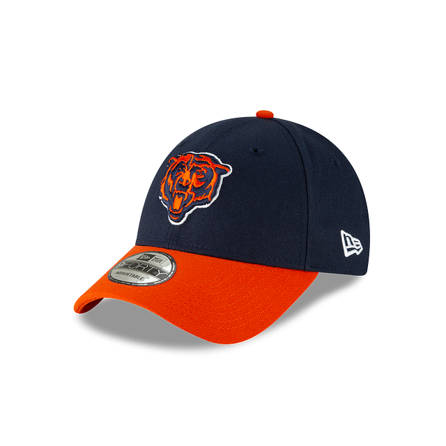 Chicago Bears The League 9FORTY Adjustable | Chicago Bears Hats | New Era Cap