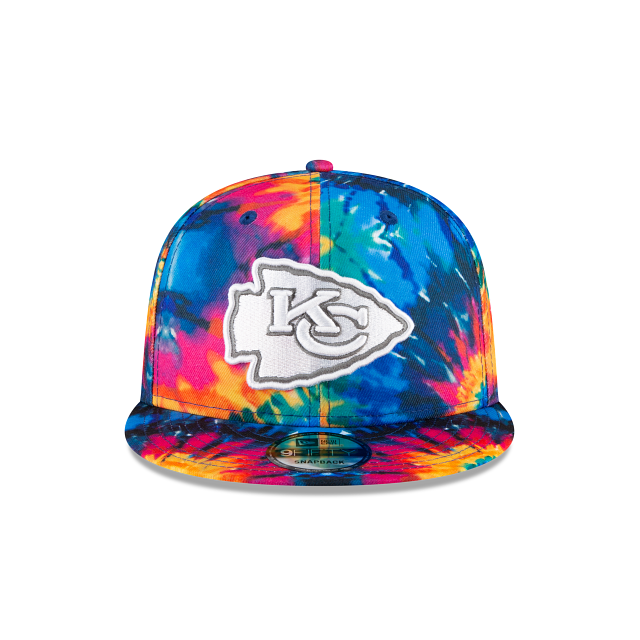 Kansas City Chiefs Crucial Catch 9FIFTY Snapback | Kansas City Chiefs Hats | New Era Cap