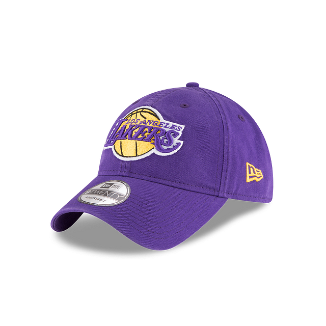 Los Angeles Lakers Playoff Series 9TWENTY Adjustable | Los Angeles Lakers Hats | New Era Cap