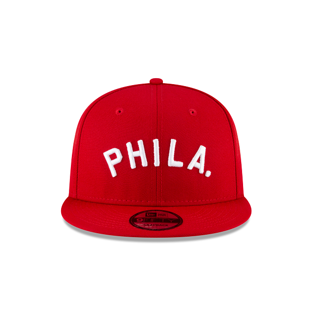 Philadelphia Phillies Ligature 9FIFTY Snapback | Philadelphia Phillies Hats | New Era Cap