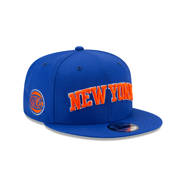 New York Knicks Statement Edition 9FIFTY Snapback | New York Knicks Hats | New Era Cap