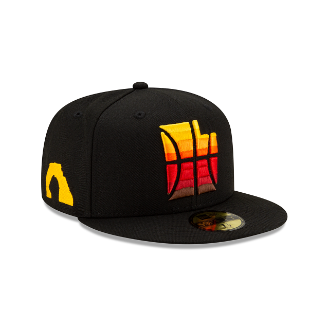 Utah Jazz City Edition Alt 59FIFTY Fitted | Utah Jazz Hats | New Era Cap