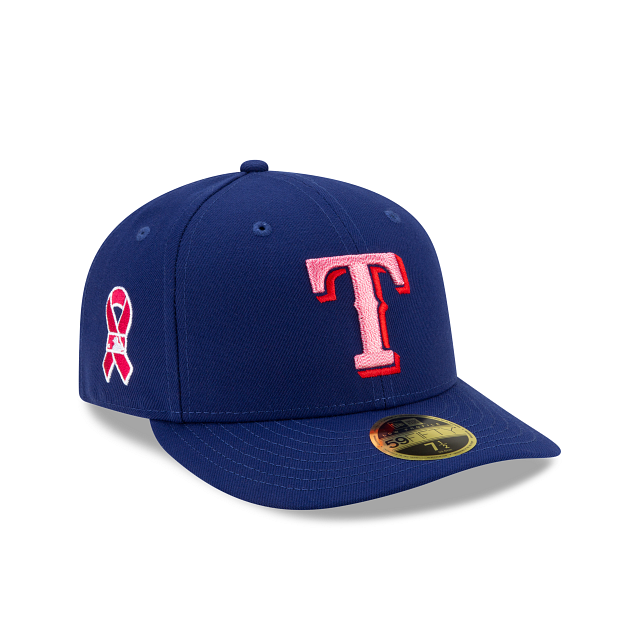 Texas Rangers Mother's Day Low Profile 59FIFTY Fitted | Texas Rangers Hats | New Era Cap