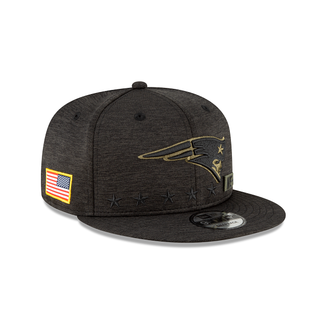 New England Patriots Salute To Service 9FIFTY Snapback | New England Patriots Hats | New Era Cap