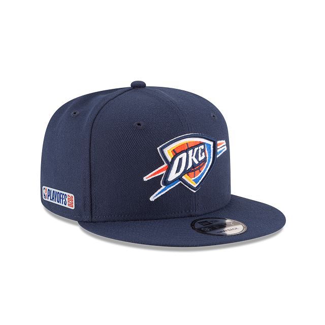 Oklahoma City Thunder Playoff Series 9FIFTY Snapback | Oklahoma City Thunder Hats | New Era Cap
