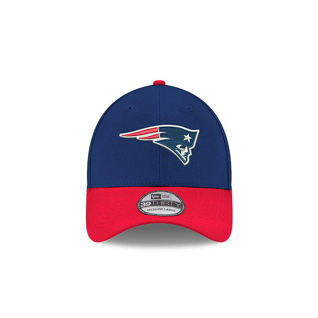 New England Patriots Team Classic 39THIRTY Stretch Fit | New England Patriots Hats | New Era Cap