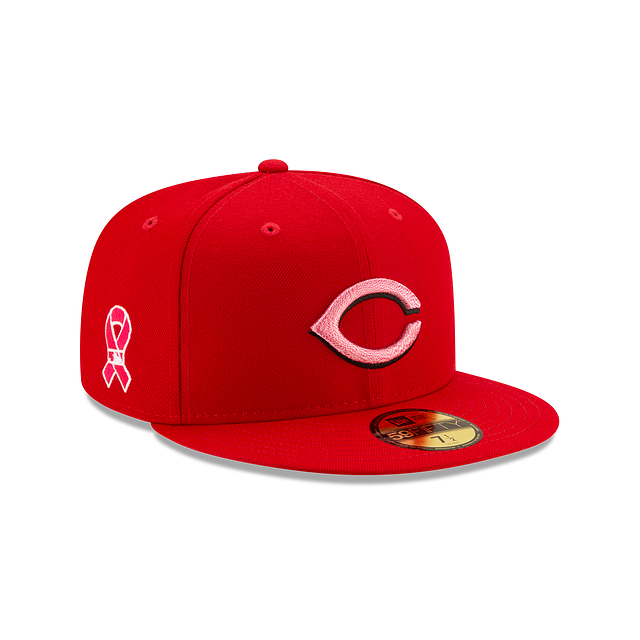 Cincinnati Reds Mother's Day 59FIFTY Fitted | Cincinnati Reds Hats | New Era Cap