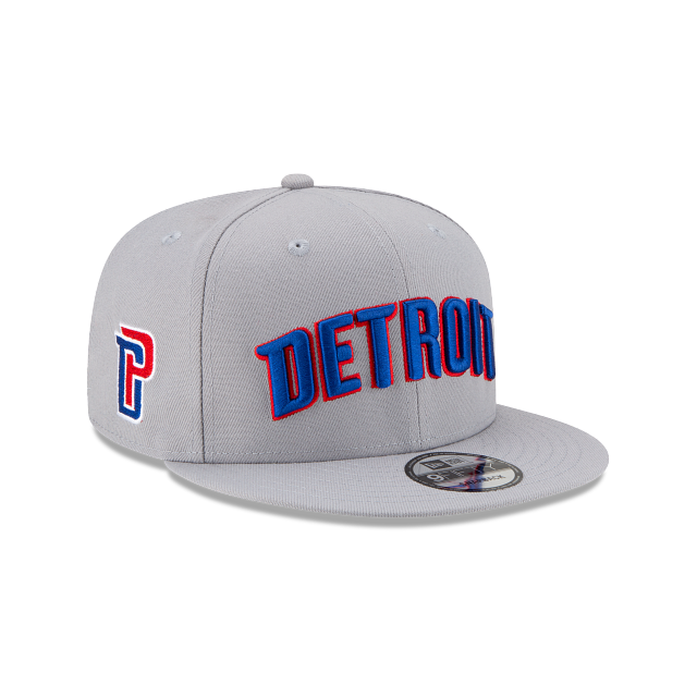 Detroit Pistons Statement Edition 9FIFTY Snapback | Detroit Pistons Hats | New Era Cap