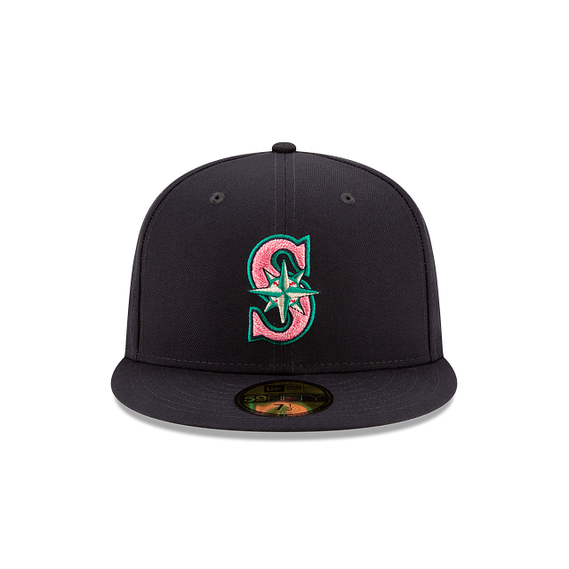 Seattle Mariners Mother's Day 59FIFTY Fitted | Seattle Mariners Hats | New Era Cap