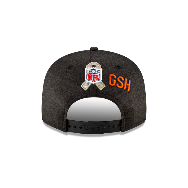 Chicago Bears Salute To Service 9FIFTY Snapback | Chicago Bears Hats | New Era Cap