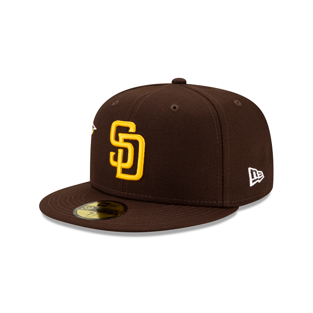 San Diego Padres City Patch 59FIFTY Fitted | San Diego Padres Hats | New Era Cap