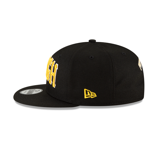 Pittsburgh Pirates Ligature 9FIFTY Snapback | Pittsburgh Pirates Hats | New Era Cap